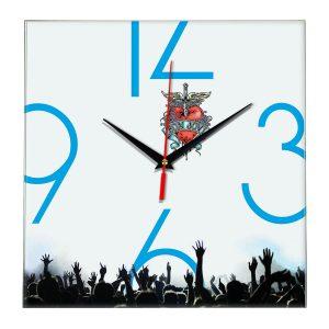 Bon jovi 2 настенные часы 8
