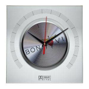 Bon jovi настенные часы 9