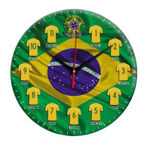 Настенные часы brazil-2018rus