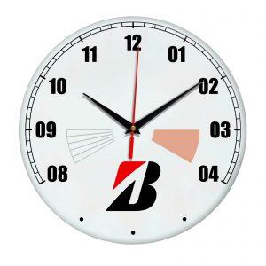 Сувенир – часы Bridgestone1 17