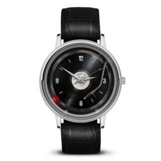 Часы наручные Виниловая пластинка