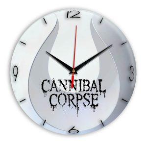 Cannibal corpse настенные часы 14