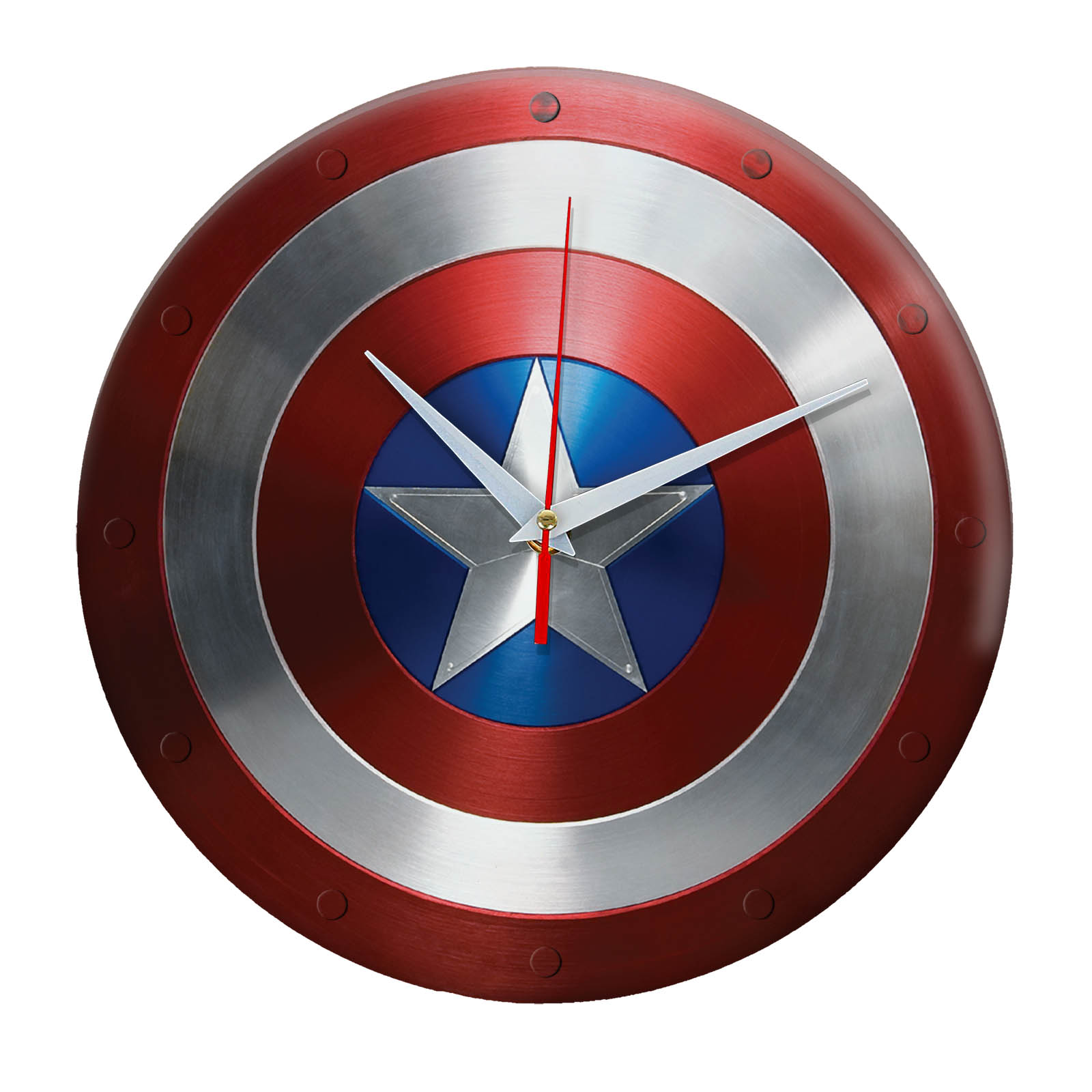 Wall clock Captain America