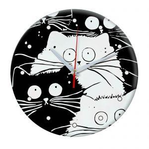 Сувенир – часы cats0069
