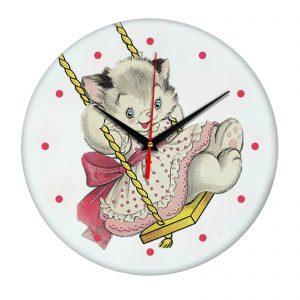 Сувенир – часы cats0078