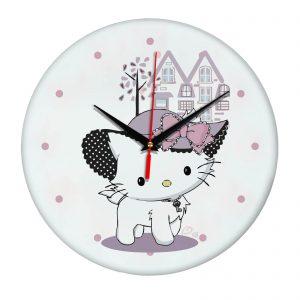 Сувенир – часы cats0081