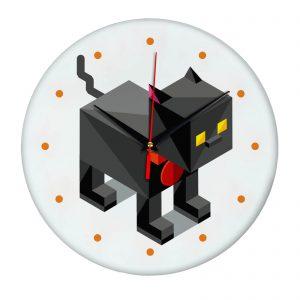 Сувенир – часы cats0083