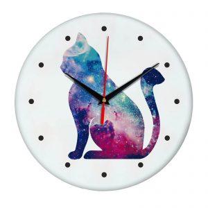Сувенир – часы cats0084