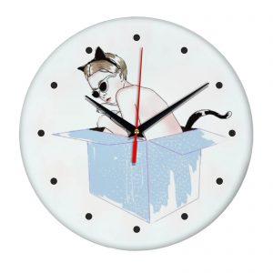 Сувенир – часы cats0085