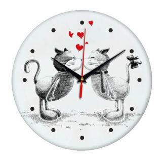Сувенир – часы cats0088