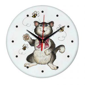 Сувенир – часы cats0091