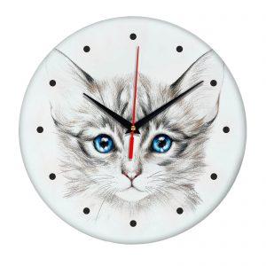 Сувенир – часы cats0093