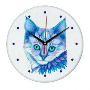 Сувенир – часы cats0094