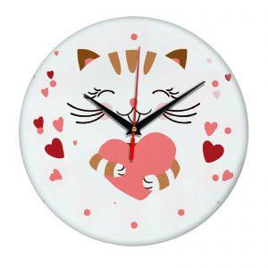 Сувенир – часы cats0096