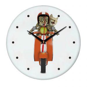 Сувенир – часы cats0098