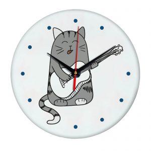 Сувенир – часы cats0104