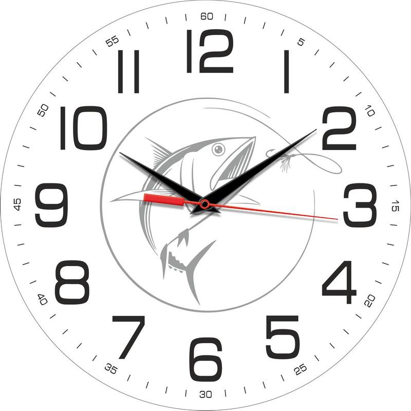 рыбалка 05. Часы для рыбаков