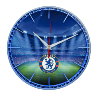 Настенные часы «Сувенир для фаната CHELSEA»