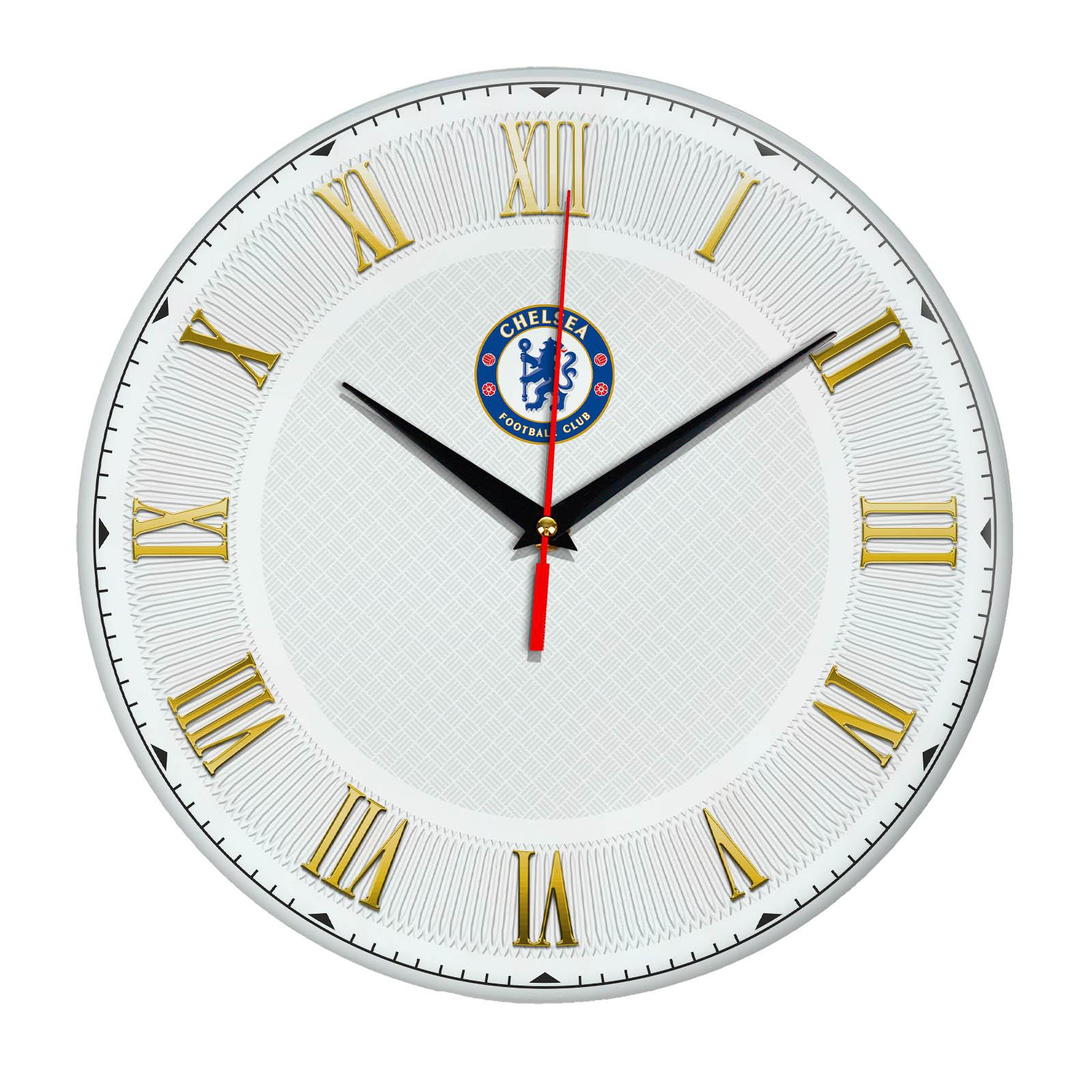 Настенные часы «Футбольный клуб CHELSEA»