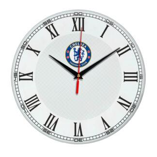 Настенные часы «с символикой CHELSEA»