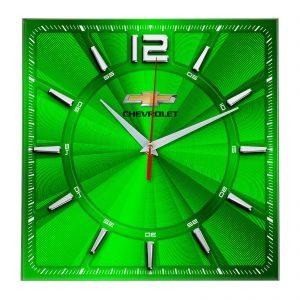 Сувенир – часы Chevrolet 01