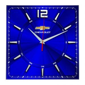 Сувенир – часы Chevrolet 03