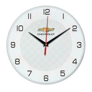 Сувенир – часы Chevrolet 04