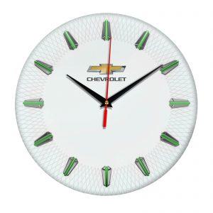 Сувенир – часы Chevrolet 07