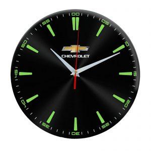 Сувенир – часы Chevrolet 10
