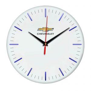 Сувенир – часы Chevrolet 11