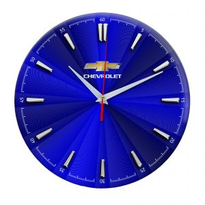 Сувенир – часы Chevrolet 12