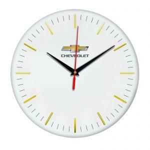 Сувенир – часы Chevrolet 13