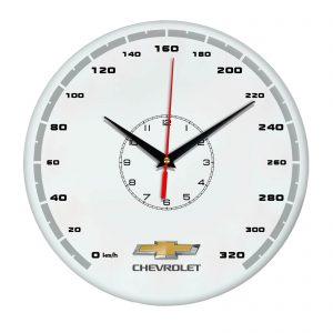 Сувенир – часы Chevrolet 14