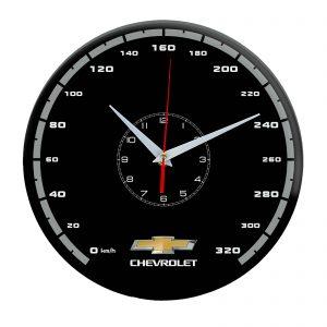 Сувенир – часы Chevrolet 15