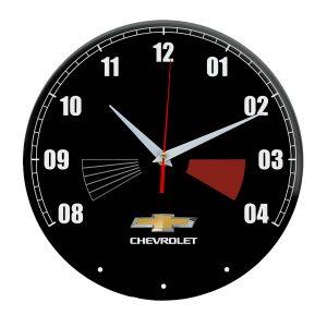 Сувенир – часы Chevrolet 16