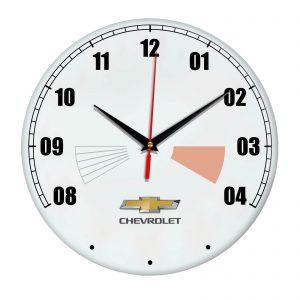 Сувенир – часы Chevrolet 17