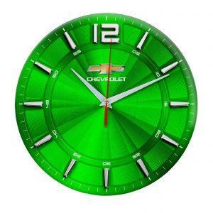 Сувенир – часы Chevrolet 18