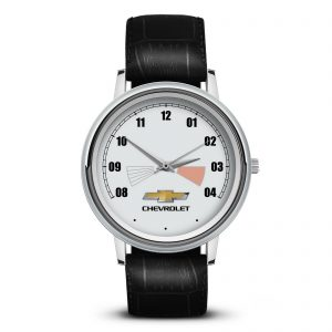 Chevrolet часы наручные с эмблемой