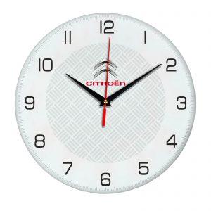 Сувенир – часы Citroen 04