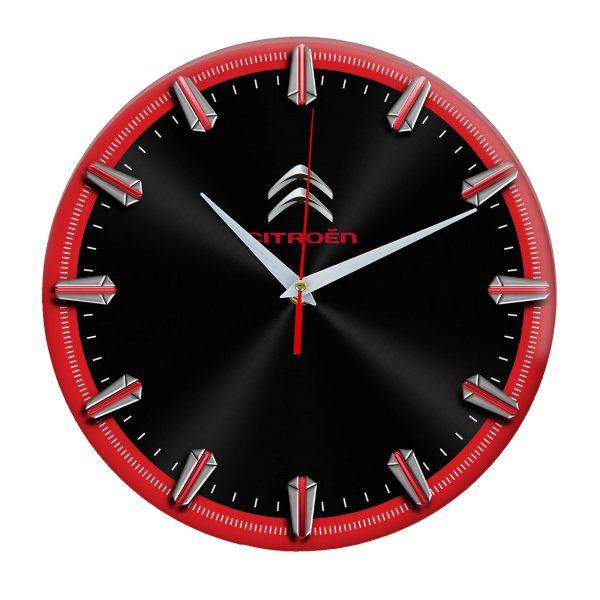 Сувенир – часы Citroen 06