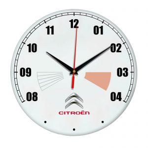 Сувенир – часы Citroen 17
