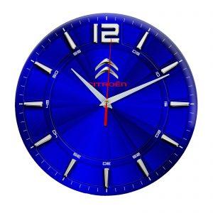 Сувенир – часы Citroen 19