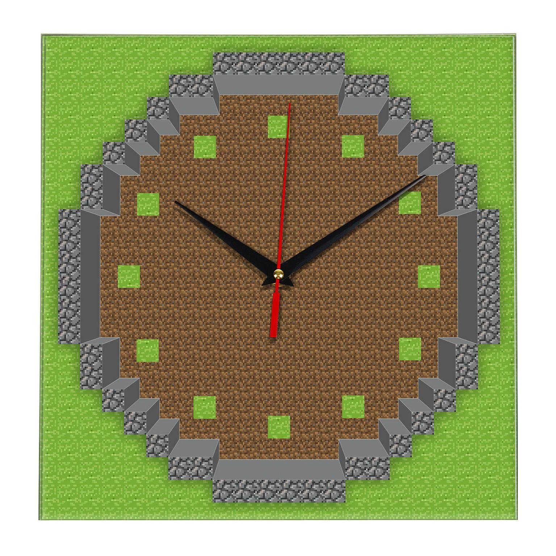 Настенные часы «Кубический круг»