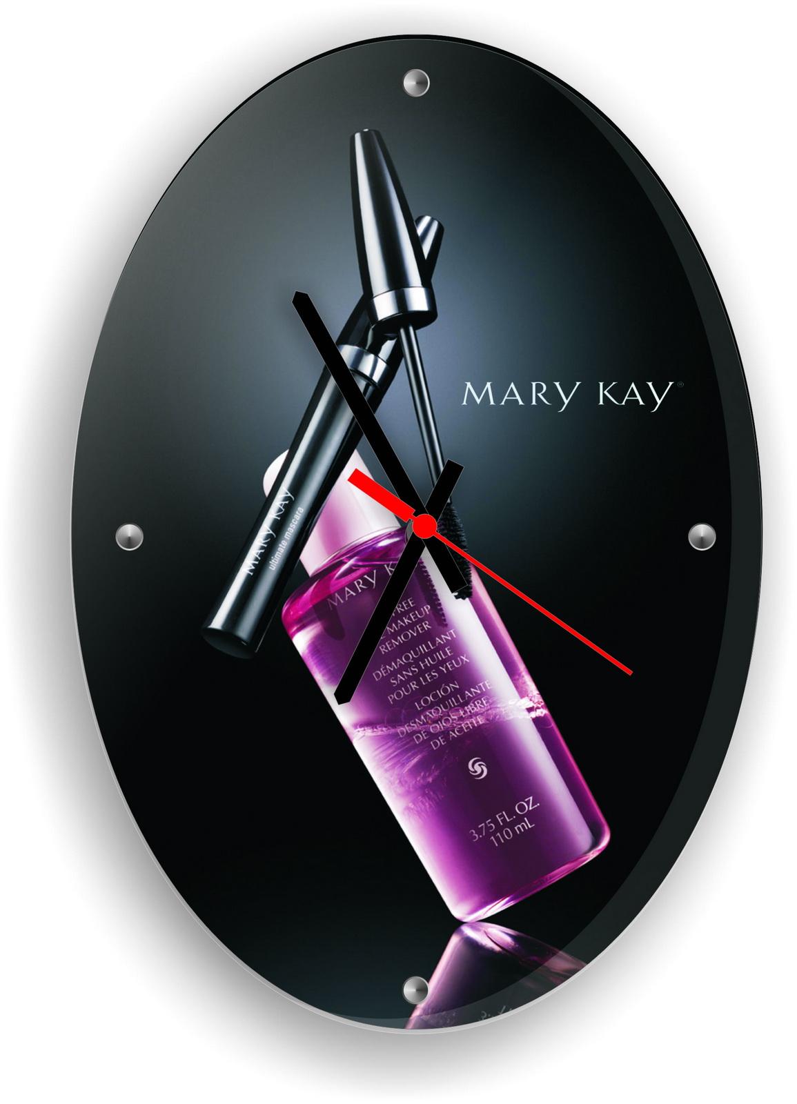 Часы настенные Mary Kay