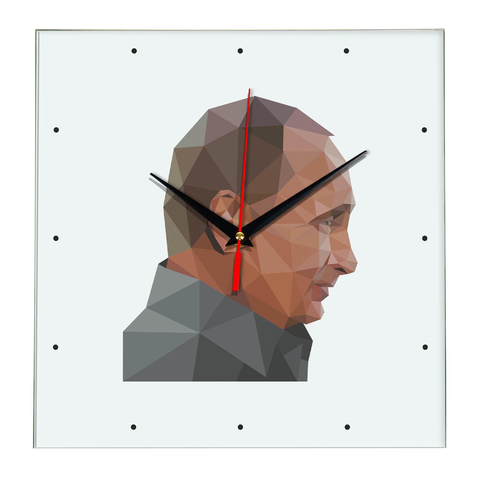 Часы настенные «Вождь Путин»