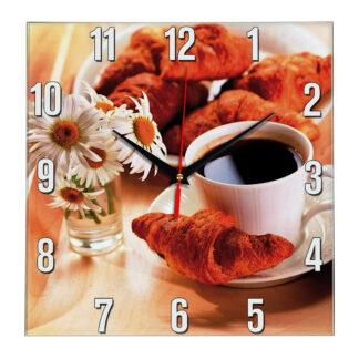 Настенные часы Кофе с корицей