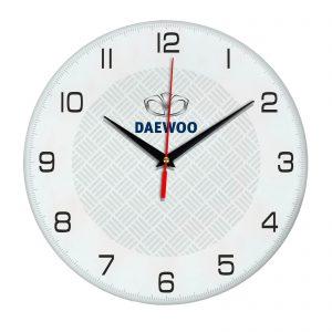 Сувенир – часы Daewoo 04