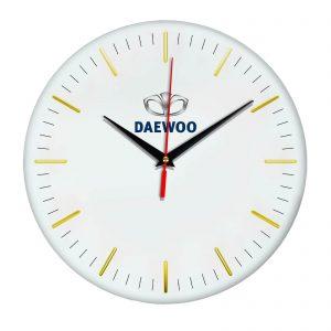 Сувенир – часы Daewoo 13