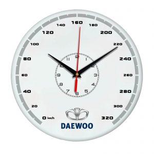 Сувенир – часы Daewoo 14