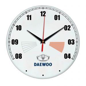 Сувенир – часы Daewoo 17